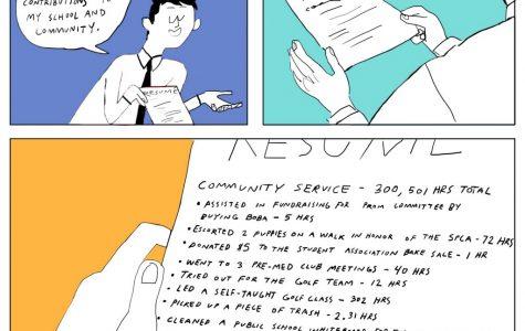 How to get that internship