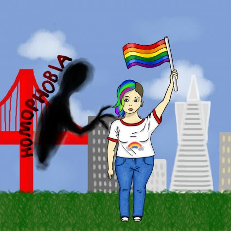 Gay Pride… Citywide?