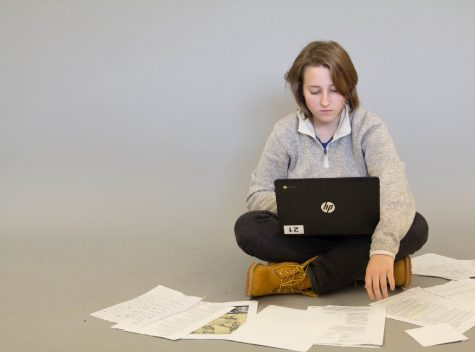 Reporter finds her passions: Doing extracurricular activities for herself and not college