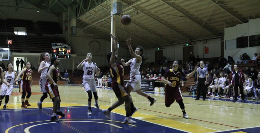 PHOTOS: JV girls basketball claims fourth consecutive year title as champions