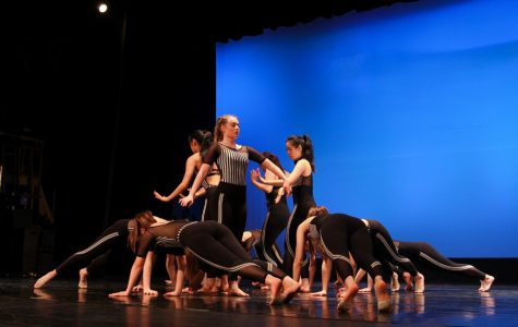 "PHOTOS: Lowell dancers perform ""Elevate"""