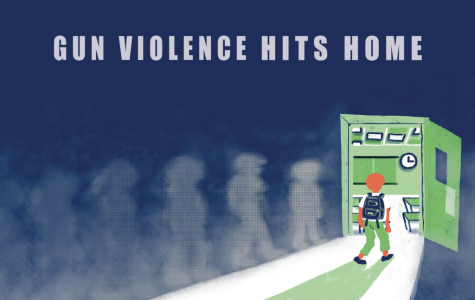 Gun violence hits home: How gun violence is affecting the Lowell community