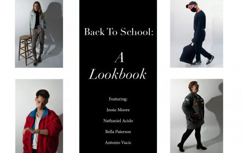 Back to school: A Lookbook