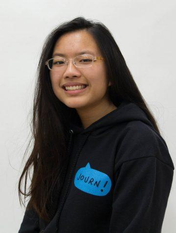 Photo of Jasmine Liang