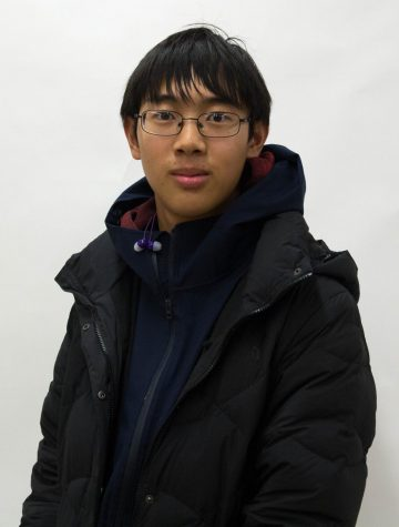 Photo of Allister Xu