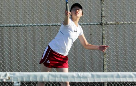 Vars girls tennis eases past Balboa Buccaneers 7-0