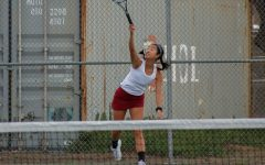Vars girls tennis sustains their seven-game winning streak