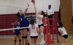 Vars girls volleyball sweeps ICA Spartans 3-0 at home