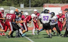 Frosh-soph football blows out the Lions 50-0