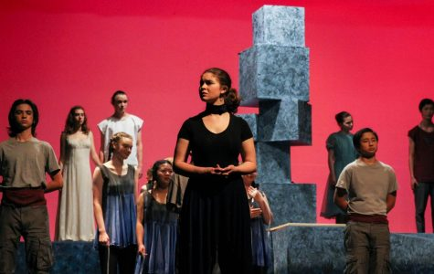PHOTOS: Daughters of Atreus Fall Play 2018