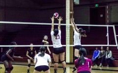After claiming the AAA Volleyball Girls Champion title for nine undefeated years, Lowell JV girls volleyball falls to the Lincoln Mustangs at the AAA Volleyball Girls Championship at Kezar on Nov. 2.