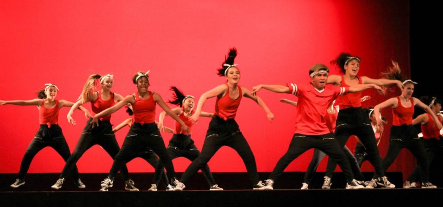 Lowell Dance Company performs