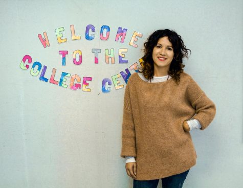 Familiar faces of Lowell: Maria Aguirre, college counselor