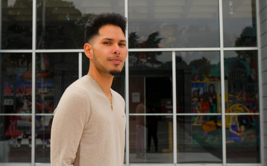 Stephen Torres Esquer: A special education teacher, public speaker, curriculum developer