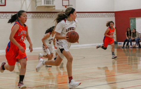 JV girls basketball upend Balboa Buccaneers 55-22