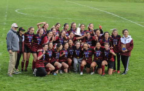 Vars girls soccer wins 22nd consecutive AAA championship title with new coach