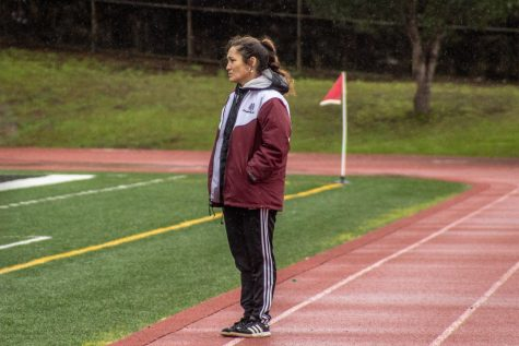 One woman, two jobs: Counselor takes on head coach title