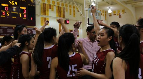 Vars girls' basketball season ends in tears with loss against the Lincoln Mustangs 63–43