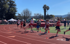 Distance runners compete at Dublin Distance Fiesta