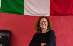 Familiar faces of Lowell: Chiara Pelagatti, Italian teacher