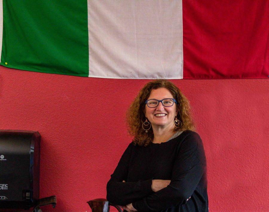 Familiar faces of Lowell: Chiara Pelagatti, Italian teacher