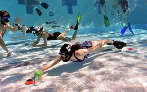 Underwater Hockey: Lesser-known sport on the rise