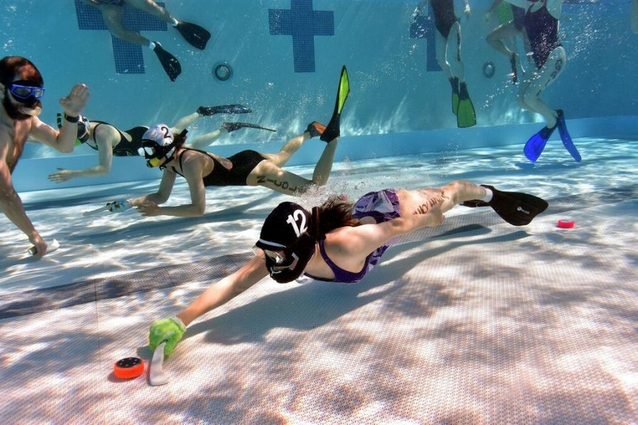 Underwater+Hockey%3A+Lesser-known+sport+on+the+rise