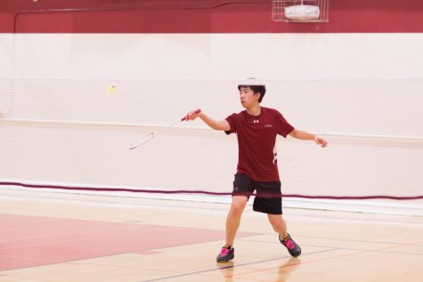 Badminton nets 7-0 victory against John O'Connell Boilermakers
