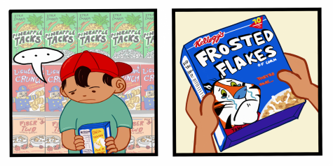 April fools day special: Frost my flakes daddy