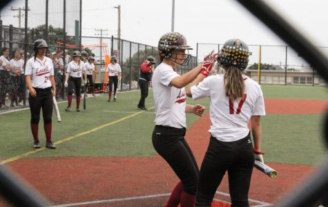 Softball destroys Galileo 16-0 in three innings