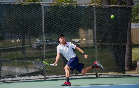 Vars boys tennis team takes 11th consecutive victory at All City
