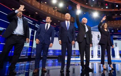 Students weigh in: a guide to top contenders of the Democratic Primaries