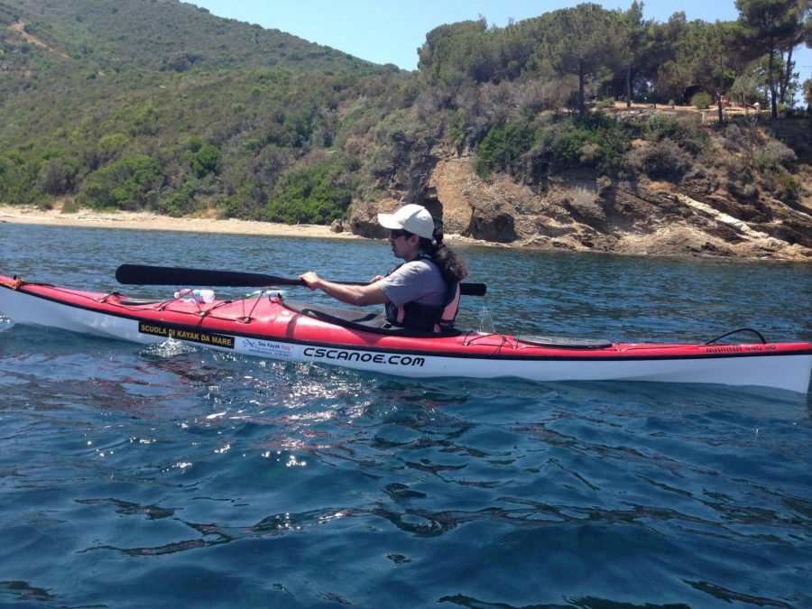 On July 21st, 2018, Ahmet Ustunel made history as the first blind person to kayak from Europe to Asia.