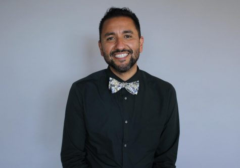 Joe Dominguez is our new principal