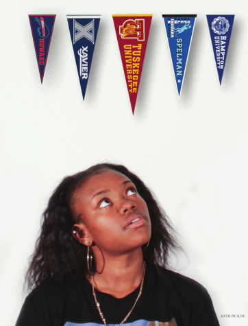 HBCU-BOUND: Senior shares her thoughts about applying to Historically Black Colleges and…