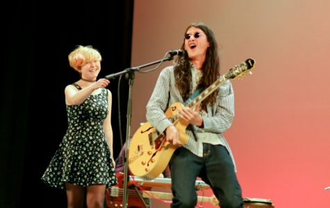PHOTOS: Students of all talents chase fame at the 2015 talent show