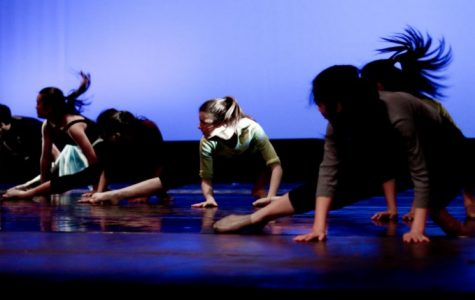 """PHOTOS: Lowell dancers perform """"On the Edge"""""""