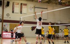 Boys' volleyball smashes the Wolves 3–0 in battle of the net