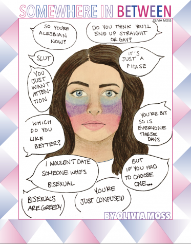 Somewhere in between: Reporter shares her experiences being bisexual