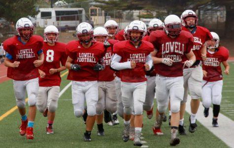 Lowell football in jeopardy