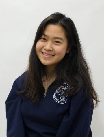 Photo of Christina Kan