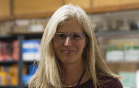 Familiar faces of Lowell: Rachel Lewis, bookroom secretary
