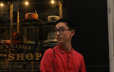 Fashion forward: An interview with Lowell's fashion aficionado Nick Fung