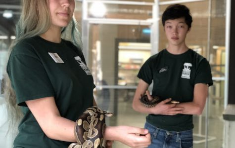Students who give back: Lowell's zoologists