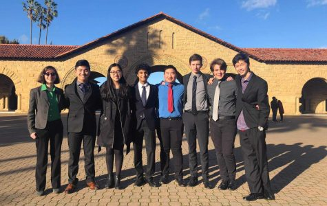 Lowell debate team succeeds at Stanford