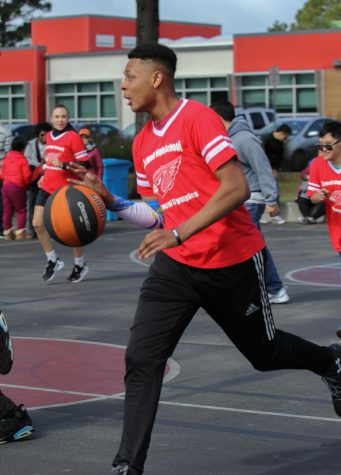 A layup towards unity: Lowell holds annual Special Olympics