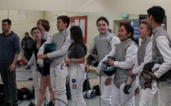 Fencing wins fourth consecutive overall championship