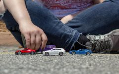 Why are teen driving rates going downhill?