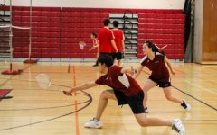 Badminton slams Washington Eagles in AAA championship