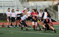Vars flag football ends with an 8-2 season record